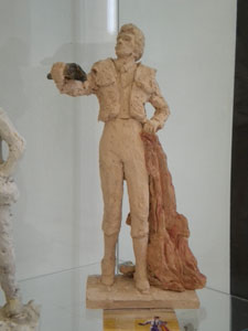 Sculpture de Jean Paul SURIN