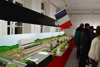 givet vernissage expo maquette train 3