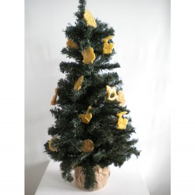 decoration-sapin-noel-cire-abeille-demi13