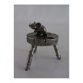 sourie-souriceau-tabouret-miniature-animal-laud1194b